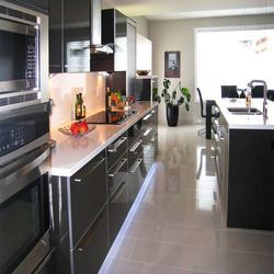 Laminated High Gloss Kitchen