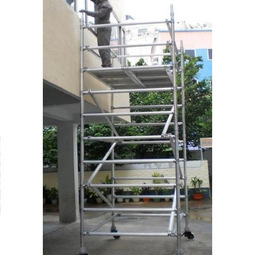 Aluminium Mobile Tower Scaffold