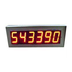 jumbo weight display