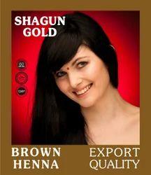 Original Natural Light Brown Henna