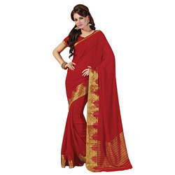 Wedding Bhagalpuri Saree