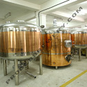 Brewery Machinery - Copper Brew House