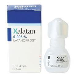 Xalatan Eye Drops