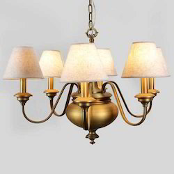 Harlotte 6 Arm Antique Chandeliers