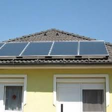Solar Power Generation for Home Use