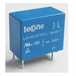 Leone PCB Power Relays LJ5