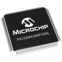 Pic32mx360f256l-80i/pt - PIC Microcontroller