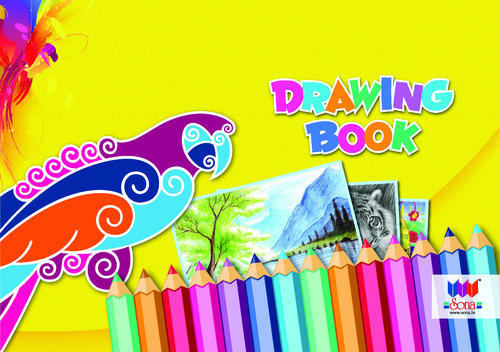 Art And Craft Book Drawing Book Manufacturer From New Delhi