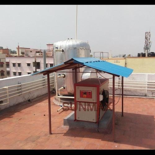 Hybrid Water Heating System