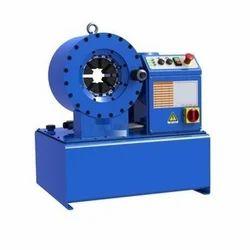 Industrial Horizontal Crimping Machine