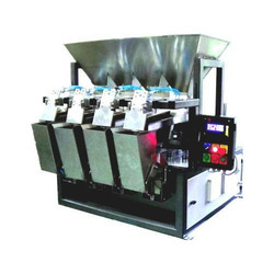 4 Head Linear Weigher Packing Machine