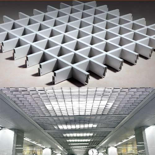 Metal False Ceiling Open Cell Ceiling Manufacturer From