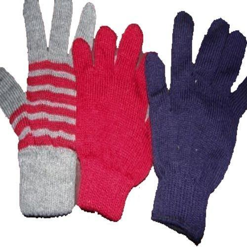 Safety Knitted Hand Gloves