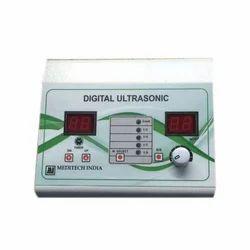 Compact Digital Ultrasonic Therapy Unit