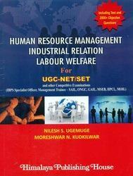Human Resource Management Industrial Relation - Book
