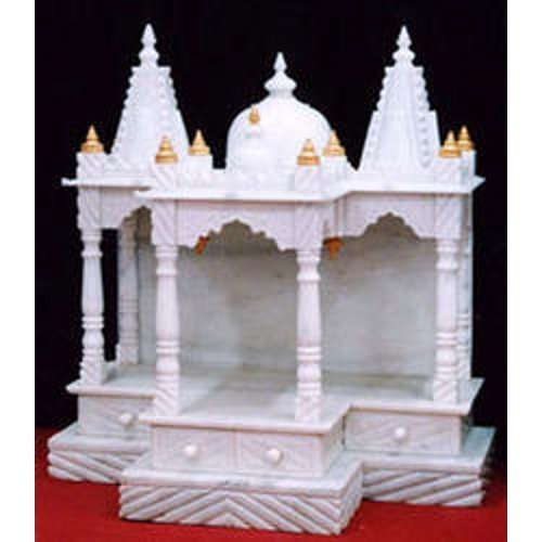 Marble temple at rs 65000 piece bye pass road makrana id 6814520930 for Marble temple designs for home