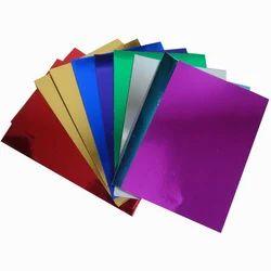 Metallic Colour Paper
