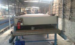 Flock Printing Machine Heating Dryer Gas Fire System