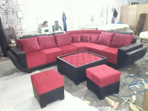 Complete Sofa Set & Cream Leather Sofa Set Wholesaler from Ludhiana