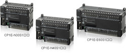 OMRON CP1E Programmable Logic Controllers