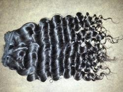 Brazilian Virgin Curly Hair Weft