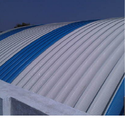 Curved Roofing Panel