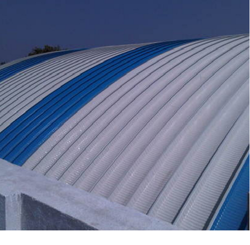 Curved Roofing Sheets : Curved roofing sheet quot sc st mahesh