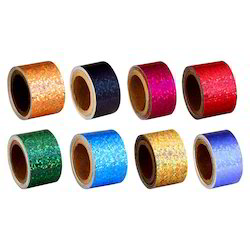 Holographic 3D Hula Hoop Tapes