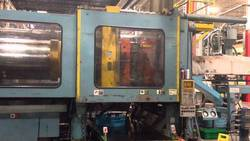 New Plastic Injection Moulding Machine 800 Ton