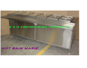 Hot Bain Marie Kitchen Equipment