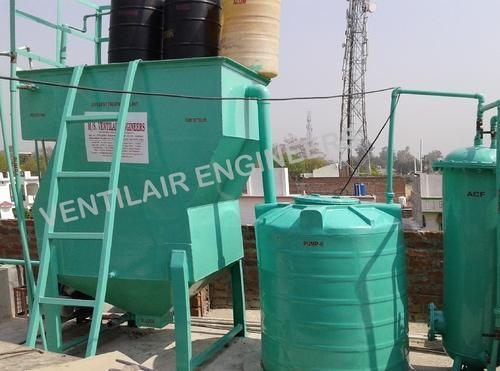 Mix Effluent Treatment Plant