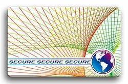 Self Adhesive Holographic Cold Lamination Film For Id Cards