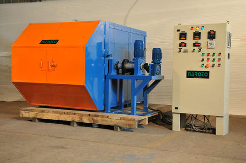 Lab Model Rotational Moulding Machine