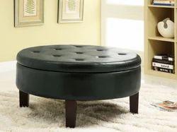 Restaurant Leather Centre Tables