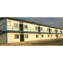 Prefabricated Double Storey Structure