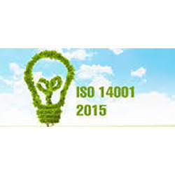 ISO 14001 : 2015 Certification Consultant