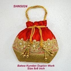 Designer Purses - Velvett Batwa Exporter from Nadiad.