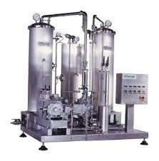 Carbonated Premix System