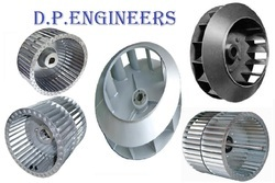 Metallic Fan Impellers