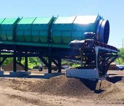 Composting Trommel Screen (50mm, 25mm, 12mm)