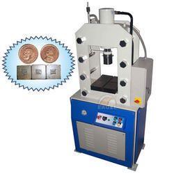 god silver coin making machine