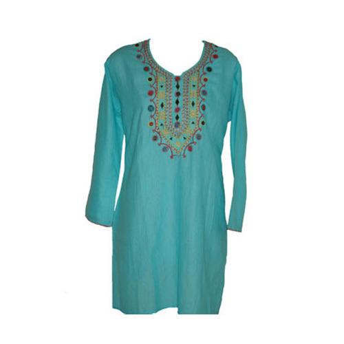 Kurti Embroidery Services