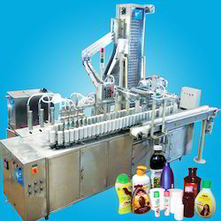 Bottle Filling and Capping Machine