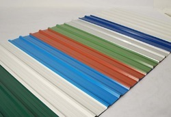 Galvanized Colour Coated Sheet