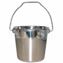 Round Shape Pail Bucket