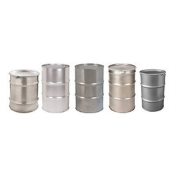 Stainless Steel Open Head Barrels