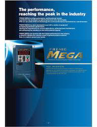 Frenic Mega Variable Frequency Drive Inverter