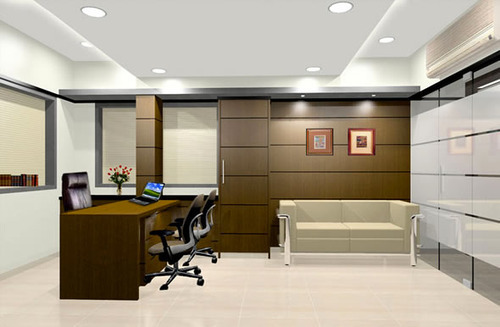 Beautiful Office Interior Designing Service