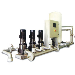 Industrial Booster System