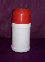 Plastic Powder Packaging Jar